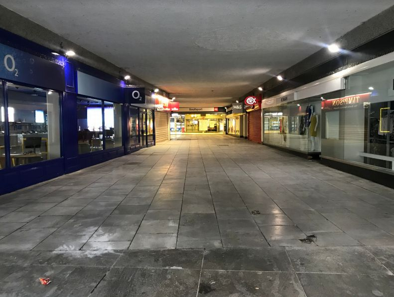 Regular users of the Southport Railway Station Arcade will notice an improved environment following an extensive Deep Clean of the flagstones in the Arcade passageway