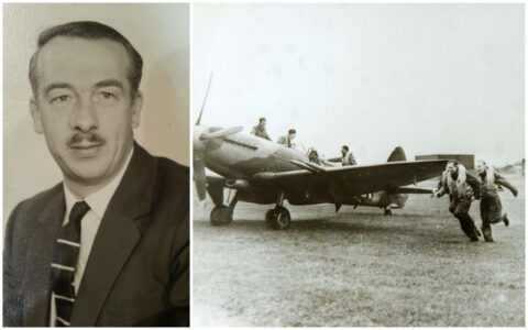 Nostalgia: Tragic day a Polish Spitfire pilot crashed at RAF Woodvale as Courage and Devotion exhibition opens
