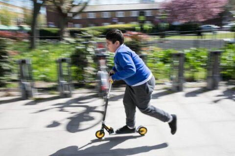 Big Pedal 2021 sees Sefton schoolchildren complete 17,000 journeys on foot, scooter or bike