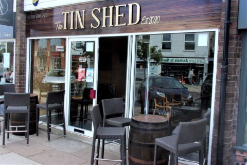 Southport CAMRA: The Tin Shed is a addition to the Formby real ale scene