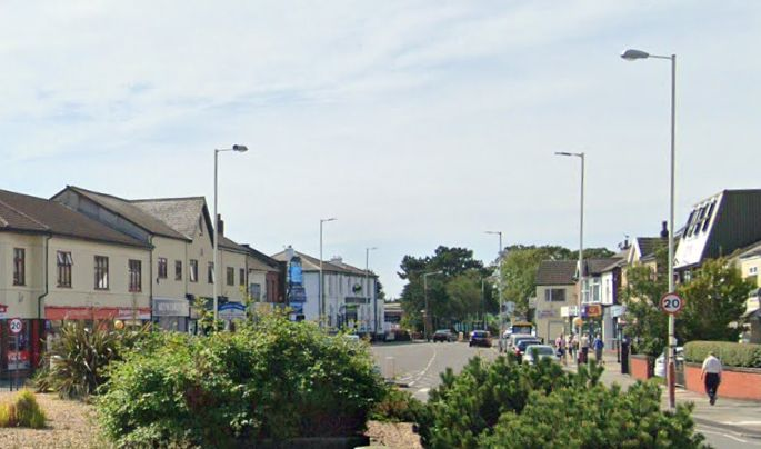 Ainsdale Village in Southport