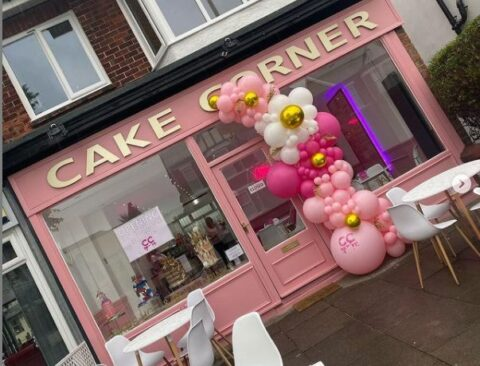 The Cake Corner opens in Hillside in Southport with mouth-watering treats on display