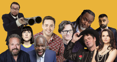 Chester Comedy Festival 2021 launches with Jason Manford, Ed Byrne, Maisie Adams and more