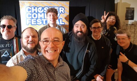 Chester Comedy Festival's first ever New Comedian of the Year crowned after superb final