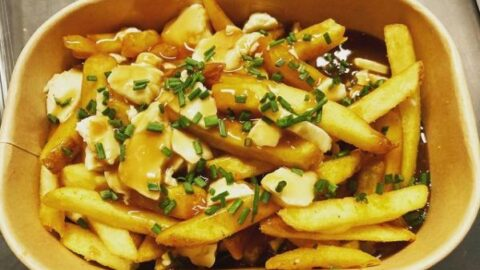 Southport's first ever Canadian eatery Down And Out brings Poutine and great steaks to Southport Market