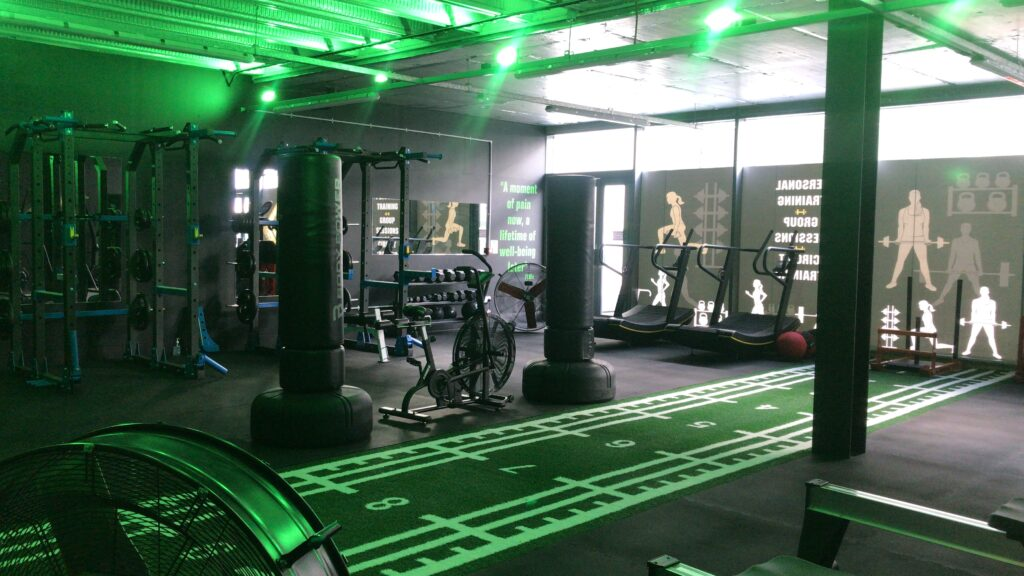 From The Block Fitness in Southport