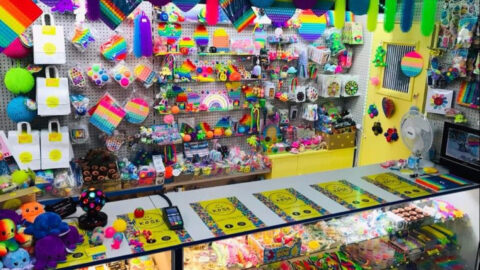 New shop opens in Southport town centre selling fidget sensory toys
