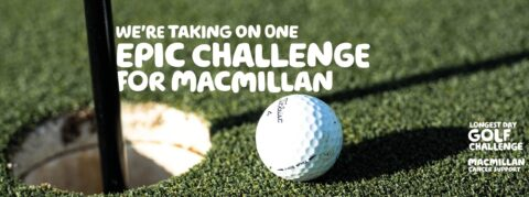 Southport Bars & Pubs play the Longest Day Golf Challenge for Macmillan Cancer Support