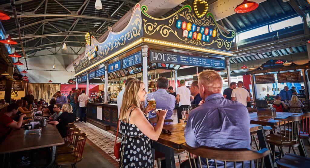 Southport Market. Photo by Mark Shirley