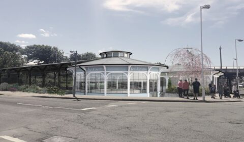 Southport Pleasureland Miniature Railway reveals plans for new station terminal, ice cream parlour and cafe