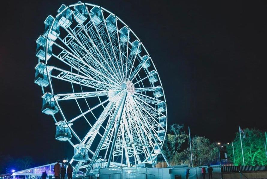 Plans have been revealed for a landmark 35 metre illuminated observation wheel next to Southport's Marine Lake