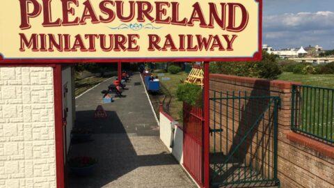New bistro over Pleasureland Miniature Railway will offer beautiful views over Marine Lake