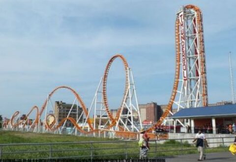 Thrilling roller coaster with 'spectacular views' along coast planned for Southport Pleasureland
