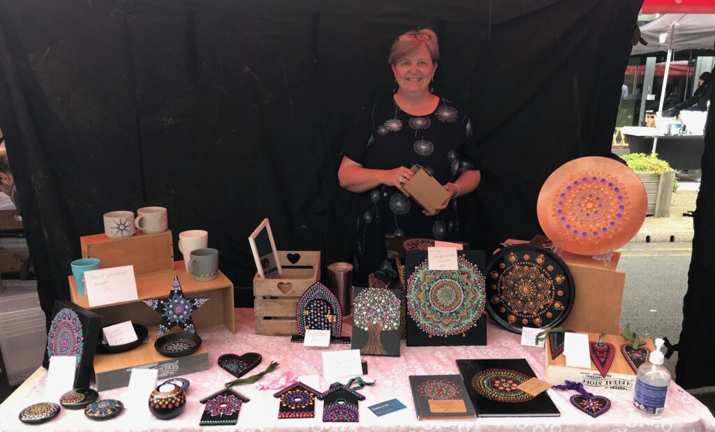 Southport Makers Market. Photo by Andrew Brown Media