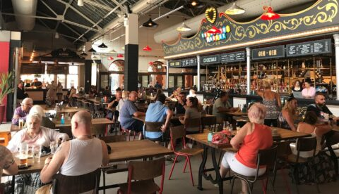 Southport Market 'a fantastic addition to resort' as diners give their verdict on new attraction