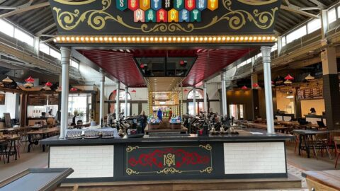 Southport Market officially opens on Thursday, 22nd July with food from around the world