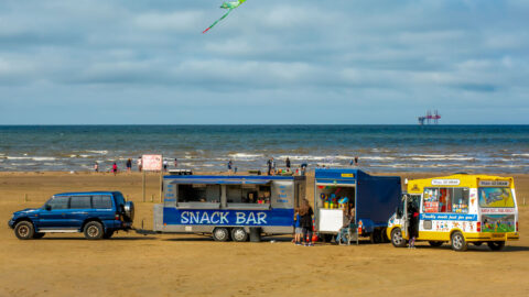 After 43 years on Ainsdale Beach in Southport Snack Bar owner prepares to say a tearful farewell
