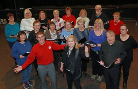Atkinson Wellbeing Choir returns to Southport with new singers welcome