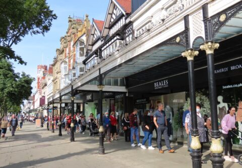 New Beales store in Southport sees hundreds of shoppers queue to enjoy opening day