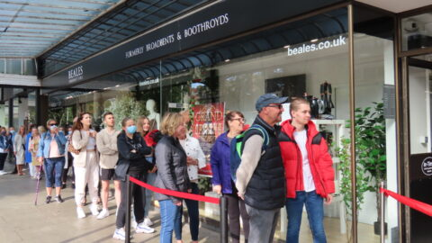 Shoppers give their verdict on new Beales department store in Southport after hundreds queued for opening day