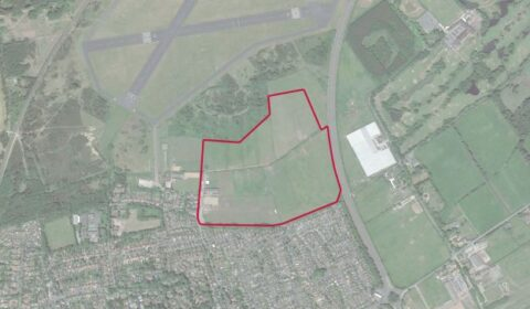 286 new homes to be built near RAF Woodvale after plans approved by Sefton Council