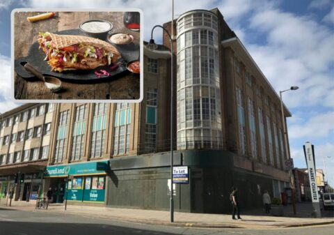 German Doner Kebab given ok to transform former McDonalds site in Southport creating 30 jobs