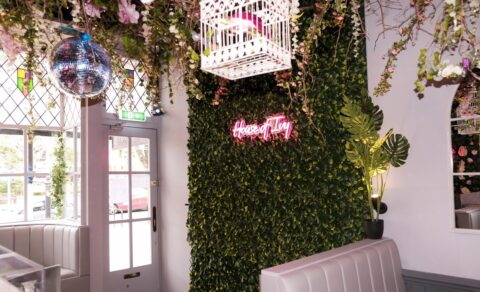 Is the new House Of Ivy Southport's most beautiful bar? Take a look inside