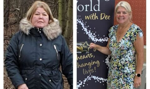 Southport woman who suffered heart attack at 32 transforms life after losing over 5 stone with Slimming World
