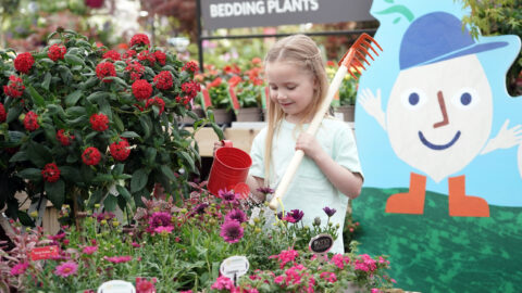 Little Seedlings Club returns to Dobbies in Southport with first event this year