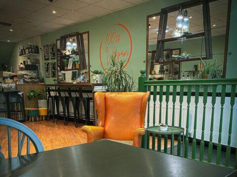 Megafauna vegan café celebrates opening new venue in Southport