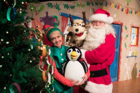 Santa's Best Christmas Ever is coming to The Atkinson in Southport this November