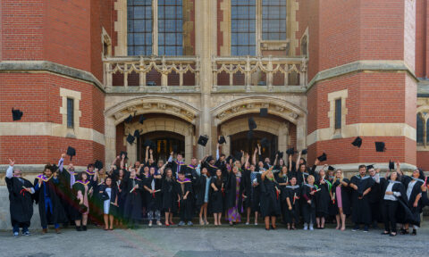 Southport College University Centre Class of 2020 and 2021 enjoy double Graduation Ceremony