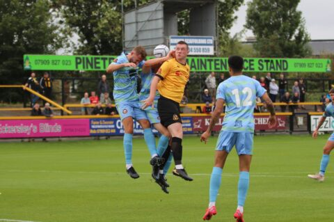 Southport FC fight back twice in entertaining 2-2 thriller against one of the title favourites Gloucester City