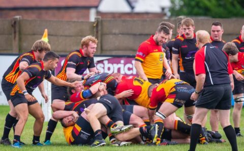 Southport RFC enjoy rugby's return as they take on Tarleton for inaugural Alan Havard Memorial Trophy
