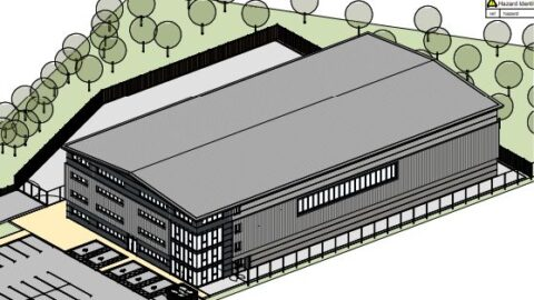 New four-storey storage facility and offices to be built near Tesco in Southport