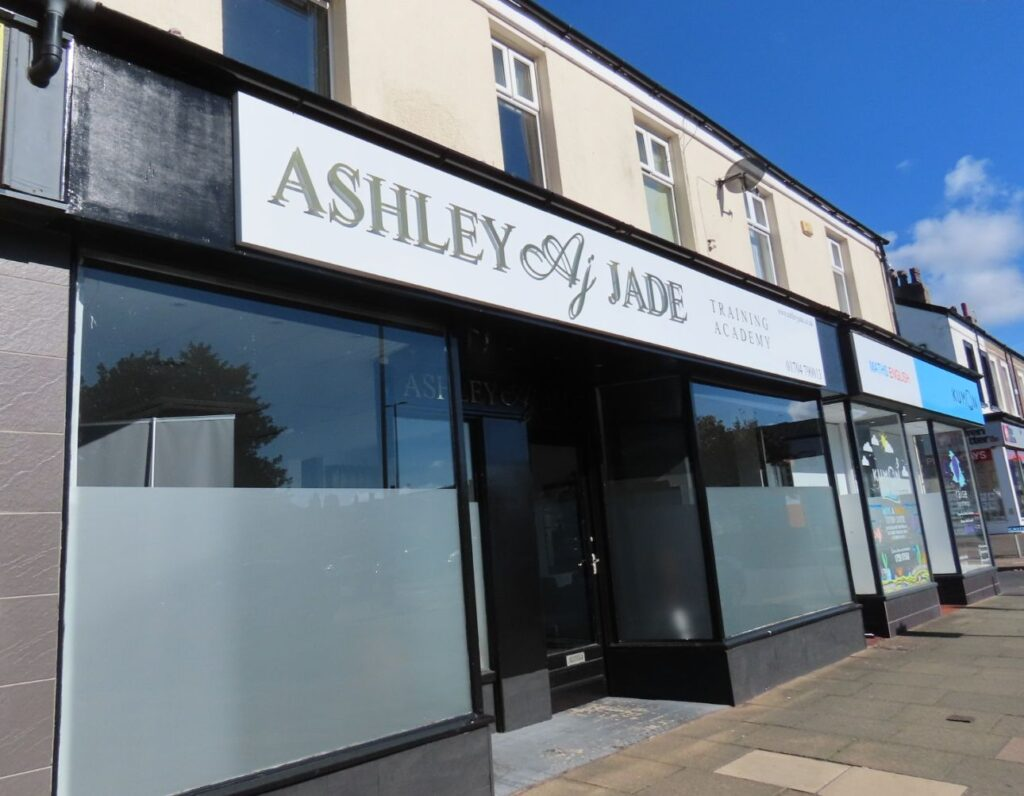 Ashley Jade Training Academy on Hill Street in Southport. Photo by Andrew Brown Media