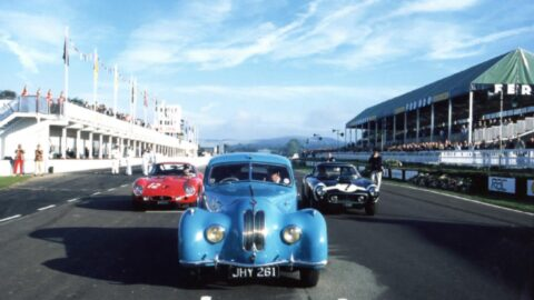 Rare 1946 Bristol 400 saloon among 250 entries at Southport Classic and Speed event