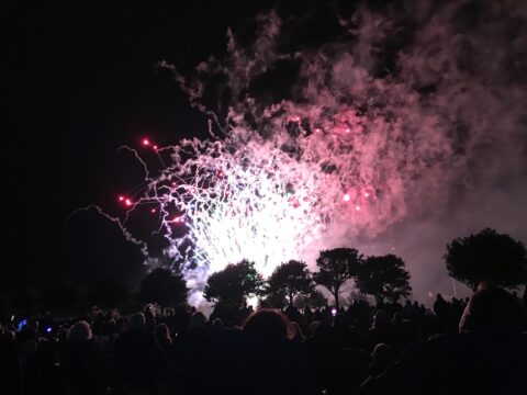 Final night of British Musical Fireworks 2021 as crowds enjoy event's return