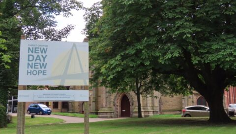 Midweek Music concerts restart at Christ Church in Southport on 22nd September
