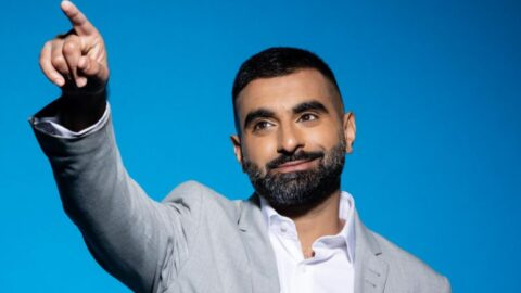 Tez Ilyas relishing Southport Comedy Festival gig saying 'live comedy is back!'