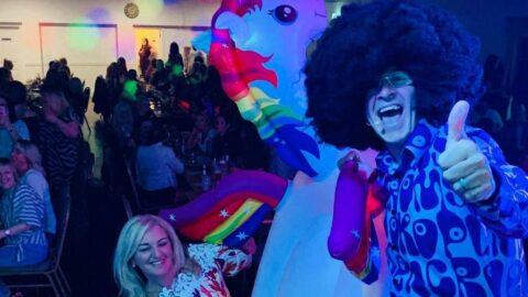Disco Bingo returns to Southport Comedy Festival with special night for Flower Show