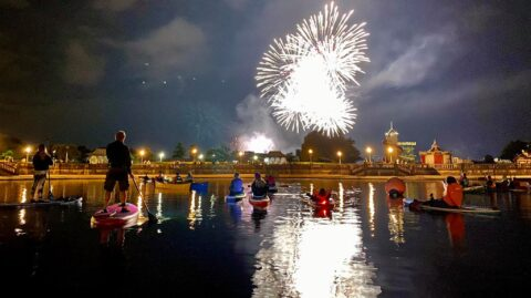 Dragon Fireworks crowned champions of 2021 British Musical Fireworks Championship