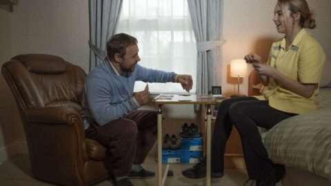 As Help TV drama with Jodie Comer and Stephen Graham airs care home staff told support is available
