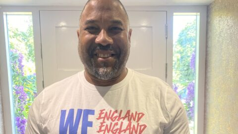 Liverpool FC legend John Barnes is guest of honour at Sportsman's Dinner for Make A Change For Ben campaign