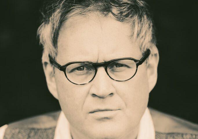 Comedian Mike Wilkinson