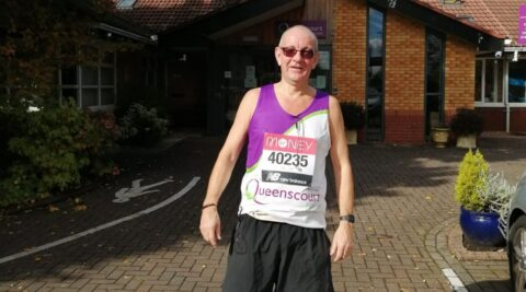 Queenscourt Hospice Hero set for Great North Run after already raising £11,000 for the charity