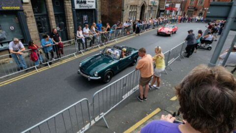 New Southport Classic and Speed event appeals for marshals with £200 Prize Draw