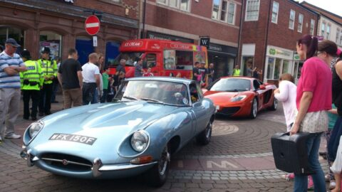 Classic car enthusiasts invited to join new Southport Classic and Speed event