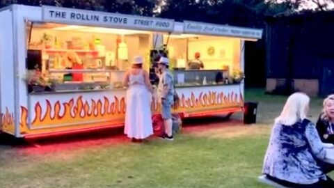 The Rollin Stove to bring top quality street food to Southport Comedy Festival