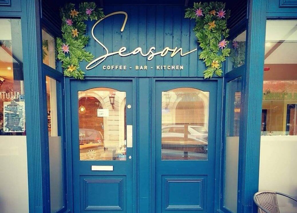 Season Coffee, Bar, Kitchen on King Street in Southport